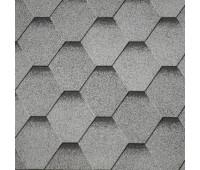 Гибкая черепица IKO ArmourShield Granite Grey ultra