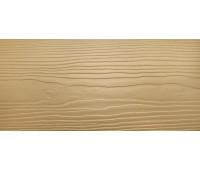 Сайдинг фиброцементный Cedral Wood цвет C11 Золотой песок с фактурой под дерево