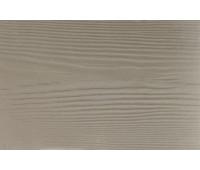 Сайдинг фиброцементный Cedral Wood цвет C14 Белая глина с фактурой под дерево