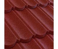 Черепица композитная MetroBond цвет Красный
