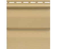 """Панель сайдинга стеновая D4,5"""" CLASSIC ваниль"""