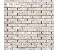 White Hills (Вайт Хиллс) серия «Йорк Брик» цвет 335-00  (0,91 м2/уп)