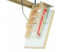Чердачная лестница Факро Thermo LWT, размер 70x120x280 70x120x280 см.