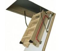 Чердачная лестница Факро Thermo LTK, размер 70x120x280 70x120x280 см.