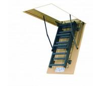 Металлическая лестница Факро LMS, размер 70x120x280 70x120x280 см.