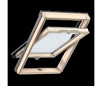 Мансардное окно Velux GZR 3050B ручка снизу CR02